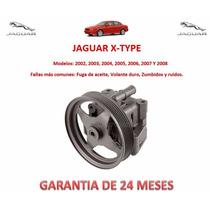 Bomba Licuadora Dirección Hidráulica Jaguar X-type 2002,2003