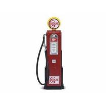 Replica Bomba De Gas Digital Vintage Gasolina Marca 1/18
