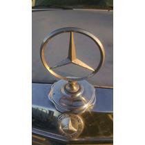 W124 W126 300d 300sd E300 Mercedes Emblema De Cofre