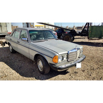 Defensa Trasera W124 W126 300d 300sd E300 Mercedes