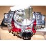 Carburador Holley Doble Bomba Billet Aluminio
