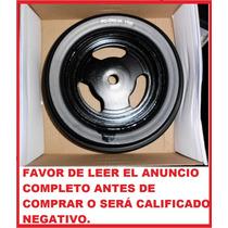 Polea Damper Cigueñal Dodge Neon 00-04 Vulcanizada 2.0