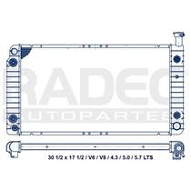 Radiador Express Van 96-04 V6 V8 4.3 5.7 Lts 2 Enfriad Aut