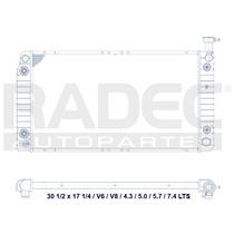Radiador Express Van 92-95 V6/v8 4.3/5.7 Lts 2 Enfriad Autom