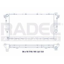 Radiador Dodge Ram 94-02 L6 5.9 Lts Diesel Estandar