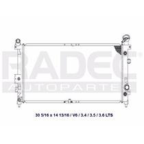 Radiador Chevrolet Venture 01-07 V6 3.4/3.5 Lts C/sensor Aut
