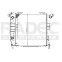 Radiador Explorer/ranger/bronco 85-94 V6 3.0 Automatico