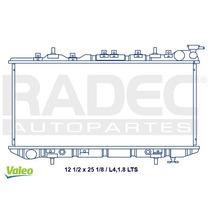 Radiador Sentra/tsubame/lucino 96-00 L4 1.8 Lts Automatico