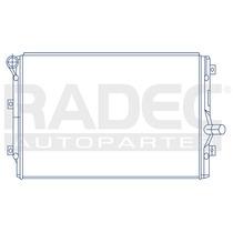 Radiador Bora 04-10 P/aire Estandar 1.9 L Diesel 5 Cilindros
