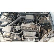 2000 Honda Civic 1.6 3/4 De Motor
