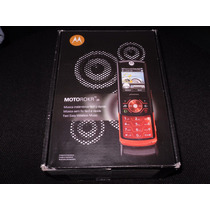 Caja Motorola Motorokr Z6 Cd Manuales Adaptador Sd Cable Usb