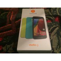 Motorola Xt1064 G Segunda Generacion Negro Libre $3799.