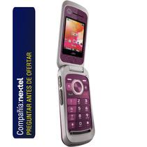 Motorola Purp I786w Cám 2 Mpx Gps Sms Mp3 Video Pantalla Tft