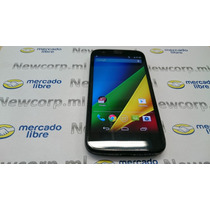 Motorola Moto G Lte 8gb Con Ranura De Memoria Liberado
