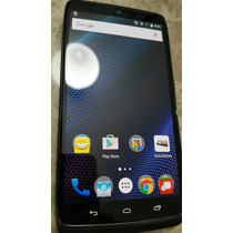 Motorola Droid Turbo Nylon Balistico 4k 32gb 3ram 21mp
