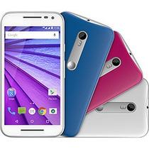 Moto G 3 Tercera Generacion 16gb Dual Sim Libre-4glt+2 Tapas