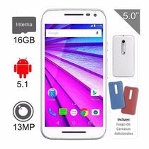 Moto G 3 Tercera Libre Dual Sim 16 Gb Garantia 1 Año +regalo