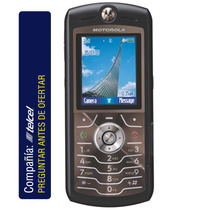 Motorola Slvr L7 Bluetooth Radio Fm Mms Sms Cám Vga