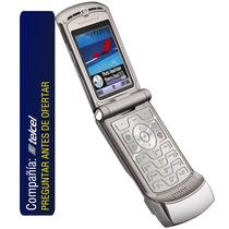Motorola Razr V3 Sms Mms Alarma Bluetooth Calculadora