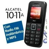 Alcatel 1011a Con Chip Virgin Mobile Prepago Incluido Oferta