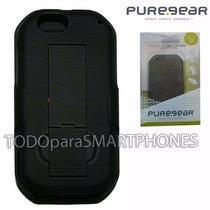 Funda Puregear I867 Combo Negra