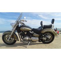 Poderosa Yamaha Vstar 1100 Edic. Silverado