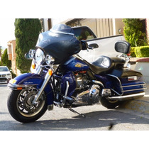 Harley Davidson Ultra Streed Glide Electra 2007 100%mexicana