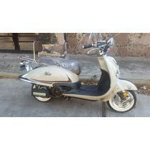 Scooter Retro Nueva