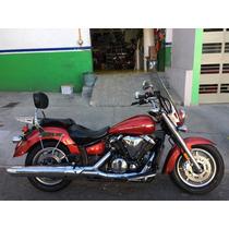 Yamaha Vstar 1300 07 Impecable Titulo Limpio Checala!!!!!!!!