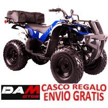 Cuatrimoto Hunter 150 Automatica, Reversa Envio Casco Gratis