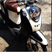 Yamaha Fino Classic 2013 Negra/beige