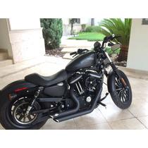 Harley Davidson Sposter Iron Iron 883 2012