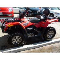 Cuatrimoto Can -am Outlander Max 2008 4x4