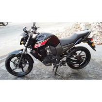 Yamaha Fz16 2015 Como Nueva Se Remata