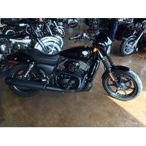 Harley Davidson - Street 750 - 2015 Equipada.