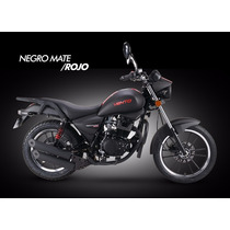 Motocicleta Vento Rebellian 200 Cc Nuevas A Crédito