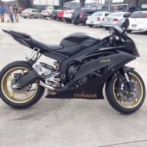 Yamaha R6 R Deportiva Excelentes Codiciones Posible Cambio