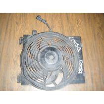 Motoventilador De Clima P/condensador Corsa/tornado 02-08