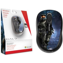 Mouse Raton Microsoft Inalambrico Halo Wireless