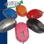Mouse Alambrico Optico Multicolor Win O Mac