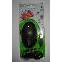 Raton Mouse Optico Usb De Computadora Laptop Alta Precision