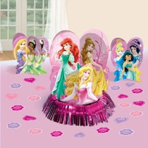 Disney Princess Tabla Adorna El Kit 23 Pc.
