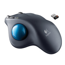 Mouse Logitech Trackball M570 Inalambrico Unifying910-001799