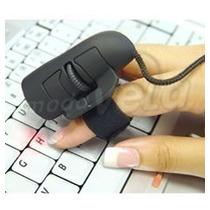 Mini Usb Mouse Optico Para El Dedo. Reduce La Fatiga.