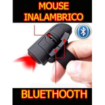 Mouse Optico Inalambrico Abatible Laptop Pc Mac Usb Bluethoo