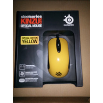 Steelseries Kinzu V2 Optical Special Edition Amarillo