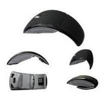 Mouse Optico Inalambrico Abatible 1200 Dpi Laptop Pc Mac Usb