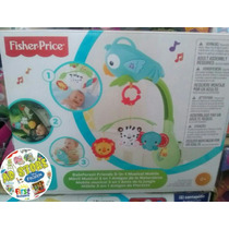 Movil Musical 3 En 1. Musical Fisher Price