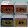Reproductor Mp3 Forma De Cassette Micro-sd Exp. Audifonos