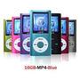 Lonve Music Player 16 Gb Mp4 / Mp3 Jugador Azul 1.81